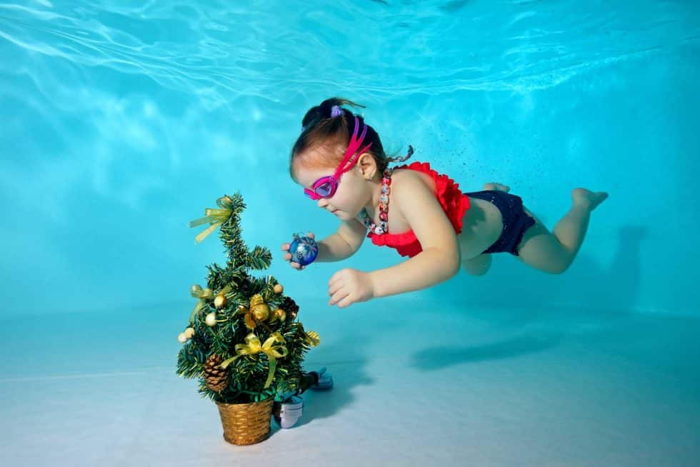 Happy Holidays from Deckside Pool & Spa