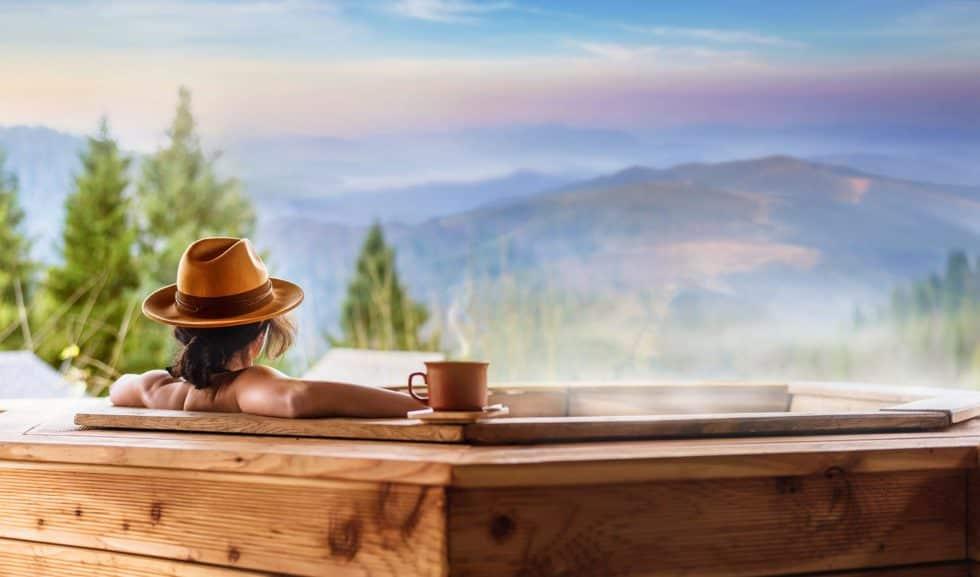 hot tub vacation