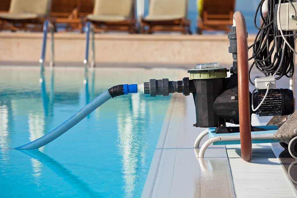 pool cleaning automation